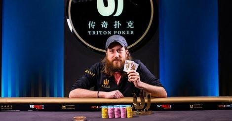 steve o dwyer triton poker series fb