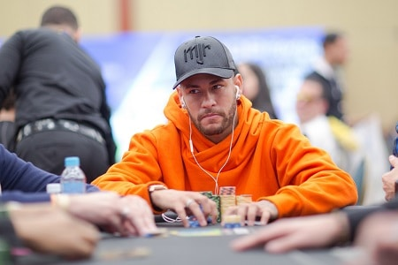 neymar poker 450
