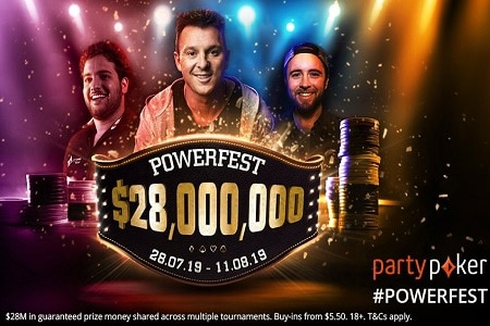 powerfest partypoker 2019 450