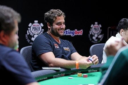 João Simão SHR WSOP Brazil