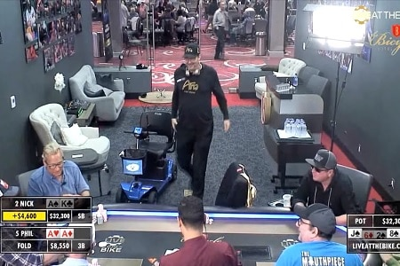phil hellmuth blefe live at the bike 450