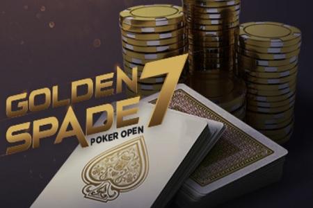 golden spade poker open 7 450