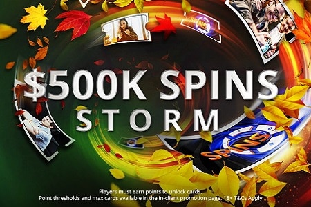 Spins-Storm