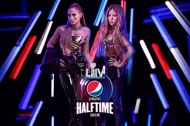 super bowl liv shakira jennifer lopez