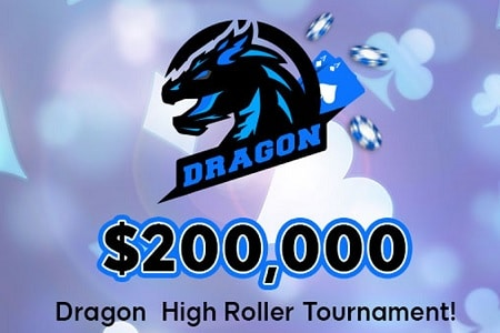 the dragon high roller 888poker 450