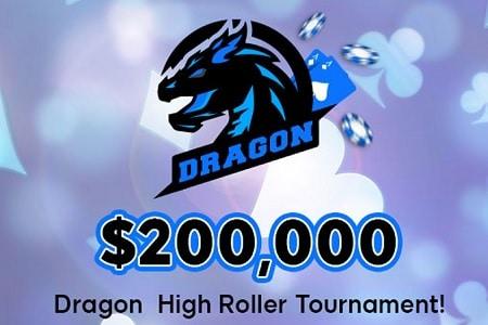 the dragon high roller 888poker 450