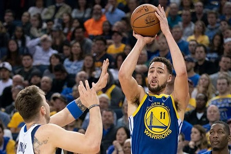 klay thompson 450
