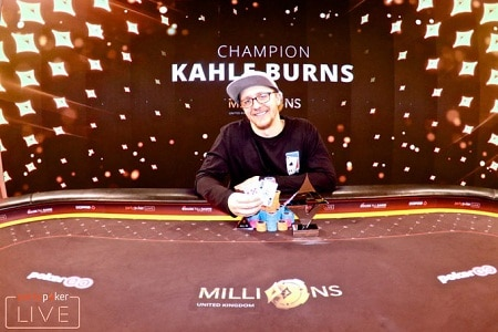kahle burns super high roller millions uk 450