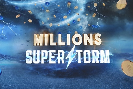 millions superstorm 888poker 450