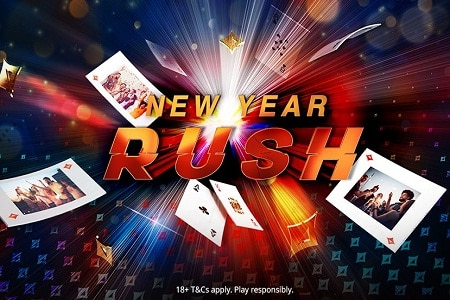 new year rush 450