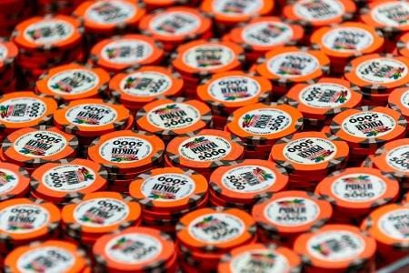 WSOP 2020 fichas