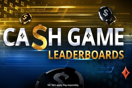cash games leaderboard partypoker 450