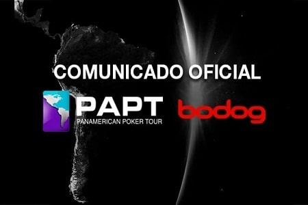 panamerican poker tour cancelamento 450
