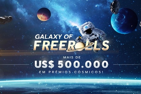 galaxy of freerolls 888poker 450