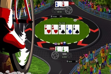 grand tour pokerstars 450