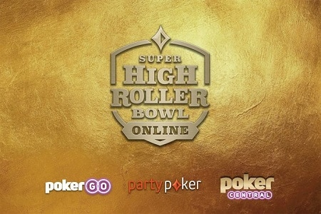 super high roller bowl online partypoker 450