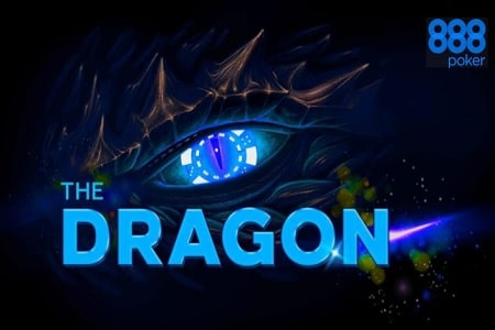 the dragon 888poker 450