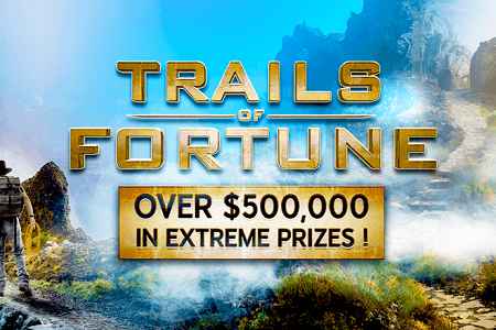 888 poker Trails of Fortune