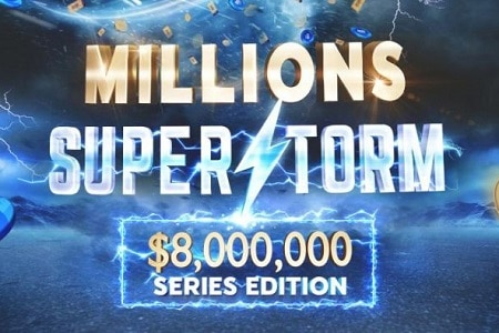 888's Millions Superstorm