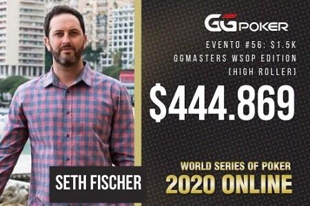 """Seth """"AbeFroman"""" Fischer"""