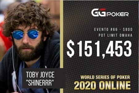 "Toby ""shinerrr"" Joyce"