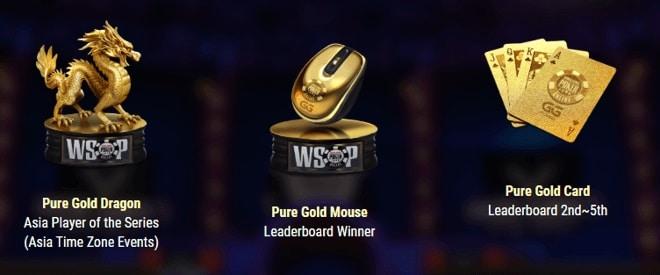 wsop online leaderboard prize