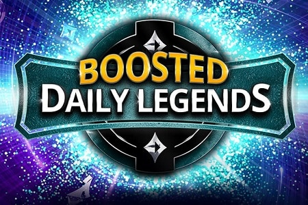 Boosted Daily Legends