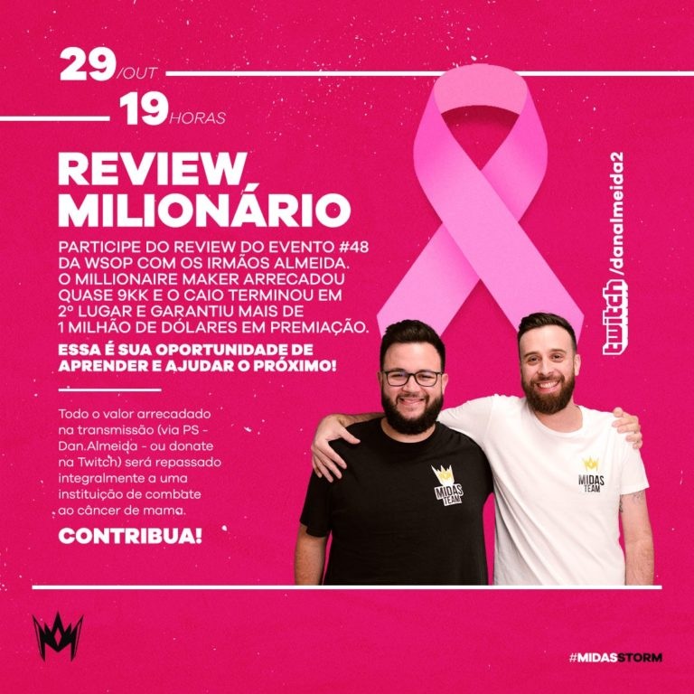 Midas Poker Team Review Milionário