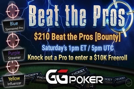 beat the pros ggpoker 450