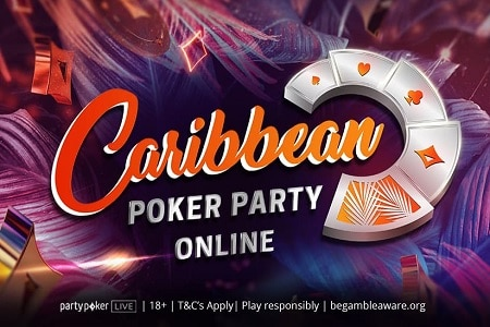 CARIBBEAN POKER PARTY ONLINE 450