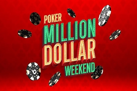 million dollar weekend bodog 450