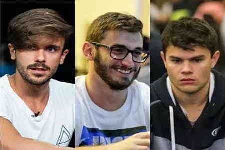 Ninetales Yuri Martins,Pedro Garagnani, Gustavo Mastelotto
