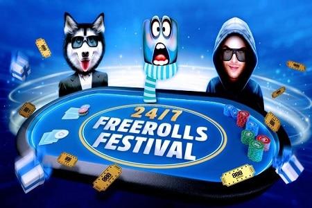 247 freerolls festival