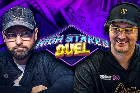 Daniel Negreanu Phil Hellmuth High Stakes Duel